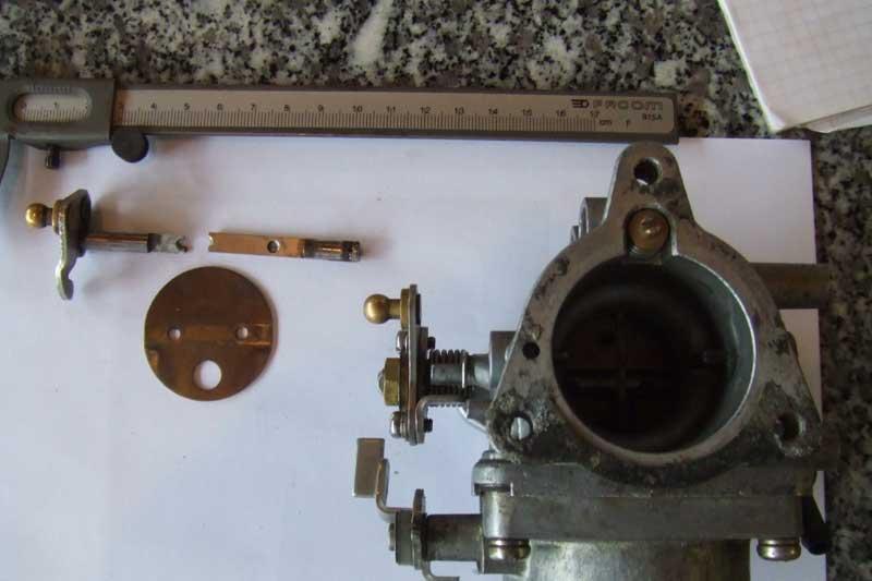 Expertise d'un moteur HB et d'une coque de GM680, endommagés à Coutances (Manche) en septembre 2008.