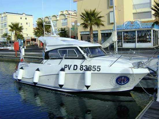 Permis bateaux mer et fluvial